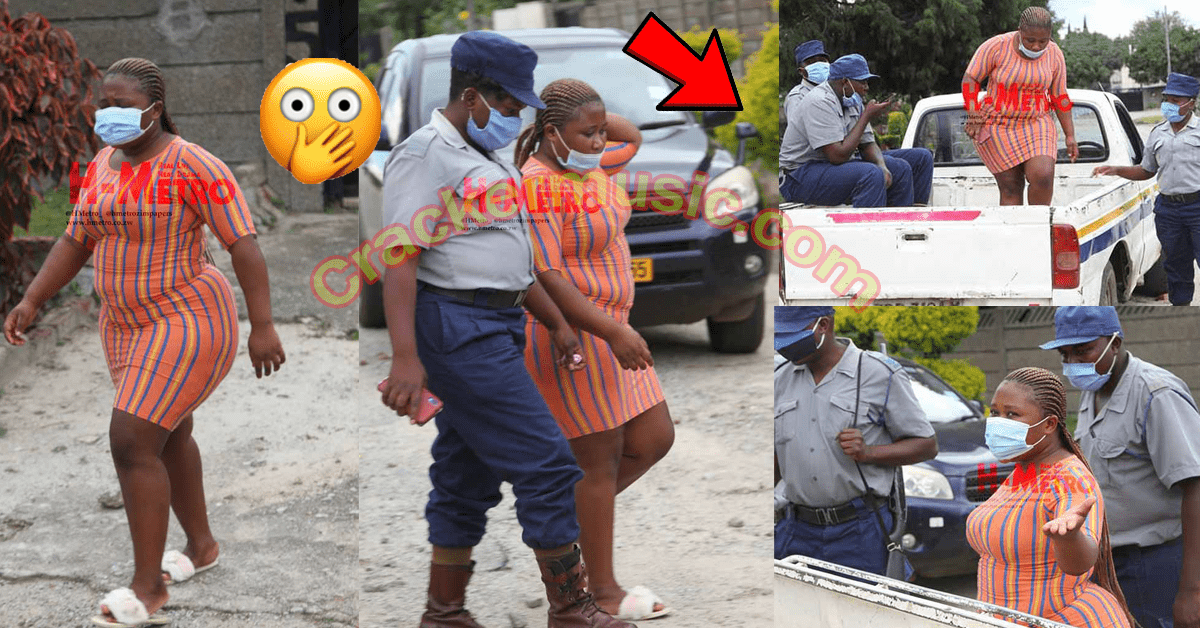 Curvy Woman Caught Having S.£x With 13-year-old Boy, Say He Asked For It (+Photos)
