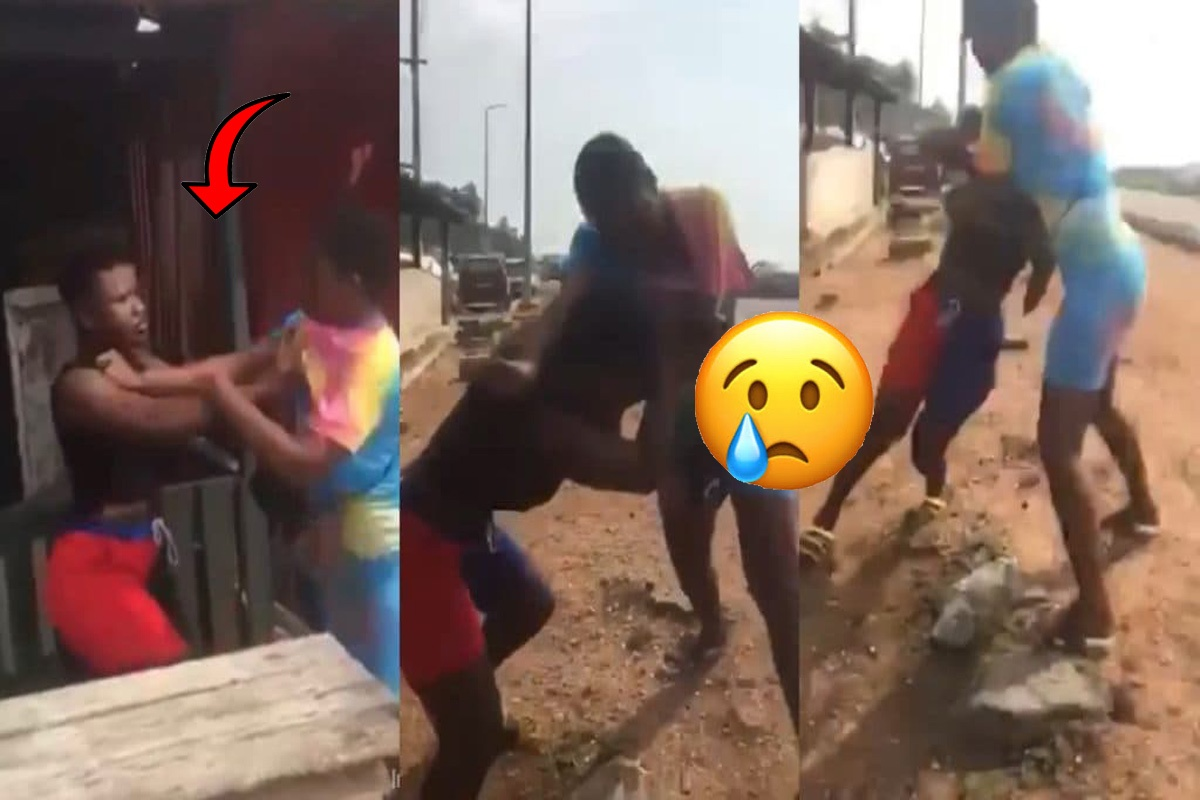 Two SHS Girls D!rty Themselves Over A Guy They Are Both Dating