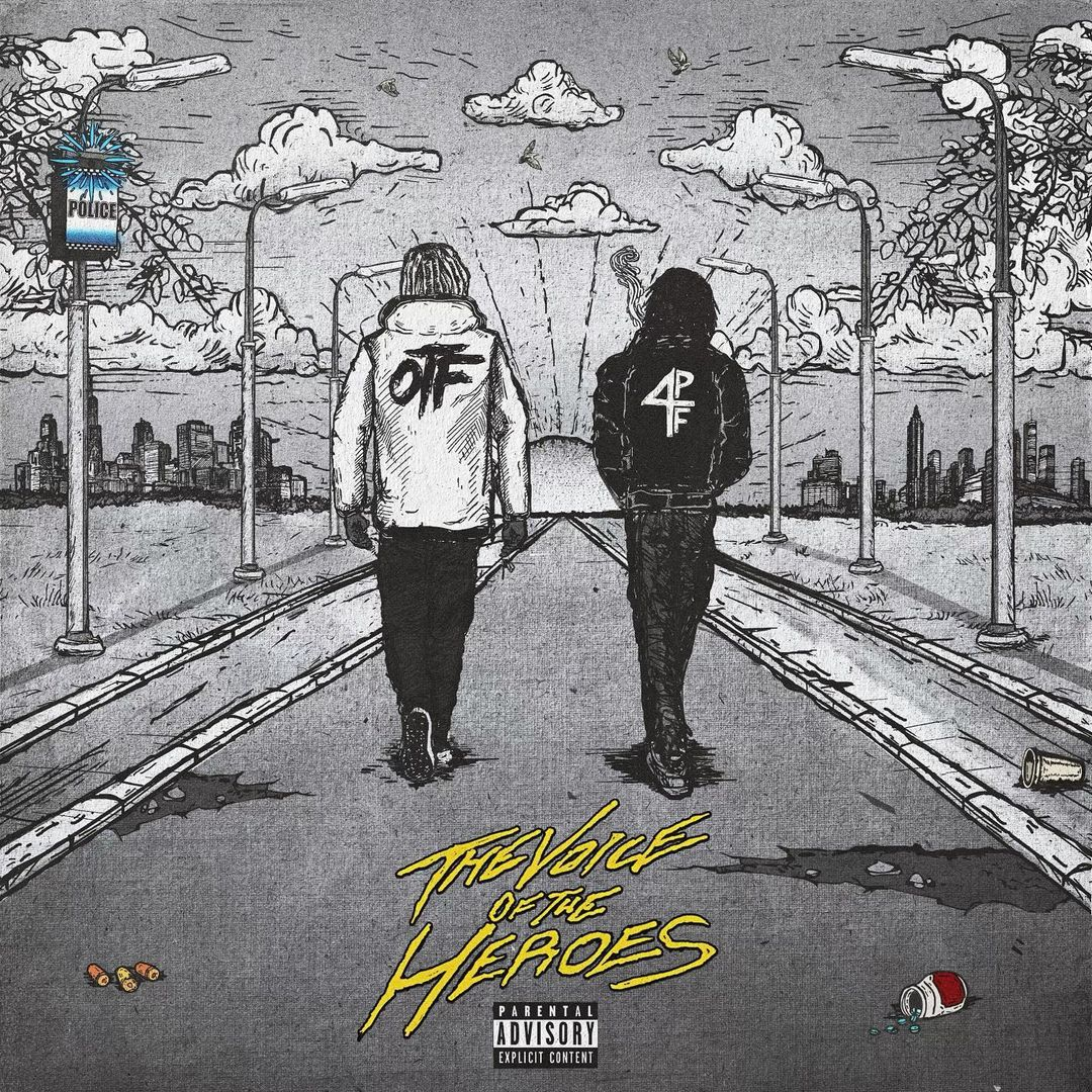 Lil Baby x Lil Durk - The Voice Of The Heroes [Full Album Download]